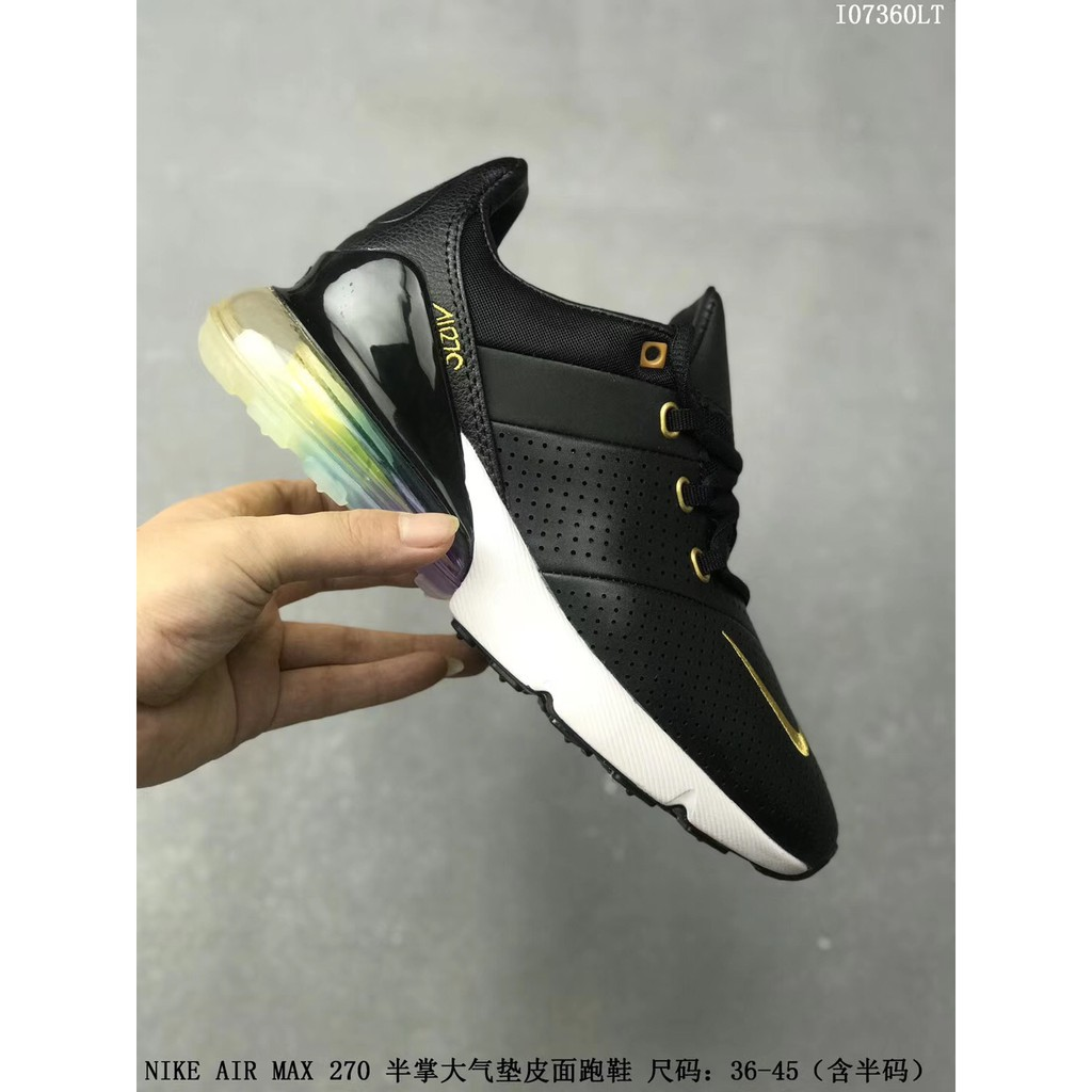 Nike Air Max 270 x Supreme Men Airmax 27c Running Shoes  e616d07ad