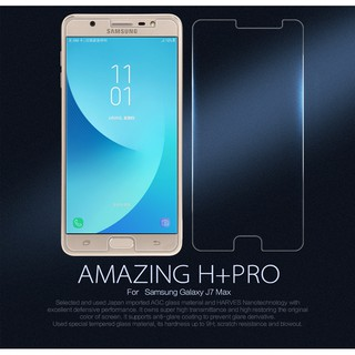 Nillkin tempered glass for Samsung Galaxy J7 MAX G615 screen