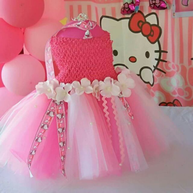 0b03445c5 tutu dress hello kitty | Shopee Philippines