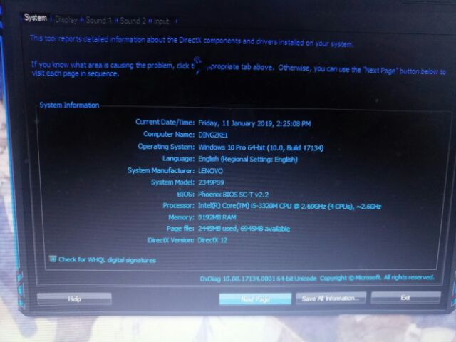 LENOVO Thinkpad T430 Core i5-3320m - 8GB   Shopee Philippines