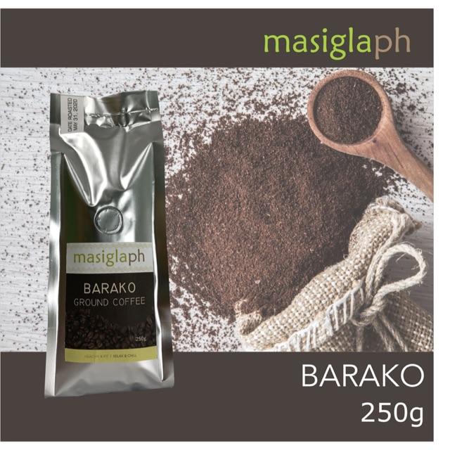 Barako Ground Coffee 250g