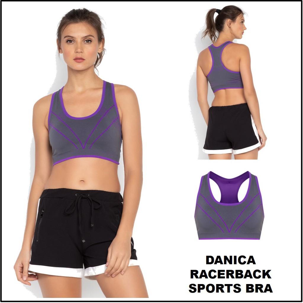 98d02d33e1f3f Sports Bra - Anna Quick Dry Sports Bra