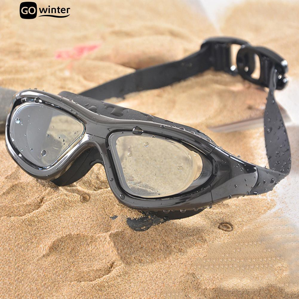 087d7f3685 Underwater Glasses Adult Training Swim Goggles Anti-fog Glasses ...