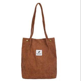 f08004ffc50f Canvas Handbags Casual Tote Single shoulder Bag | Shopee Philippines