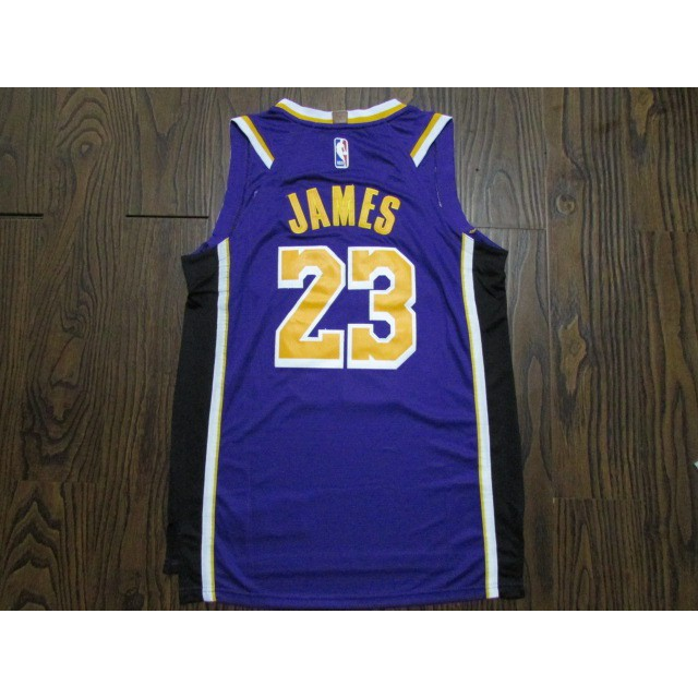 official photos 6a66f 966ef Nike LeBron James #23 Los Angeles Lakers NBA Jersey
