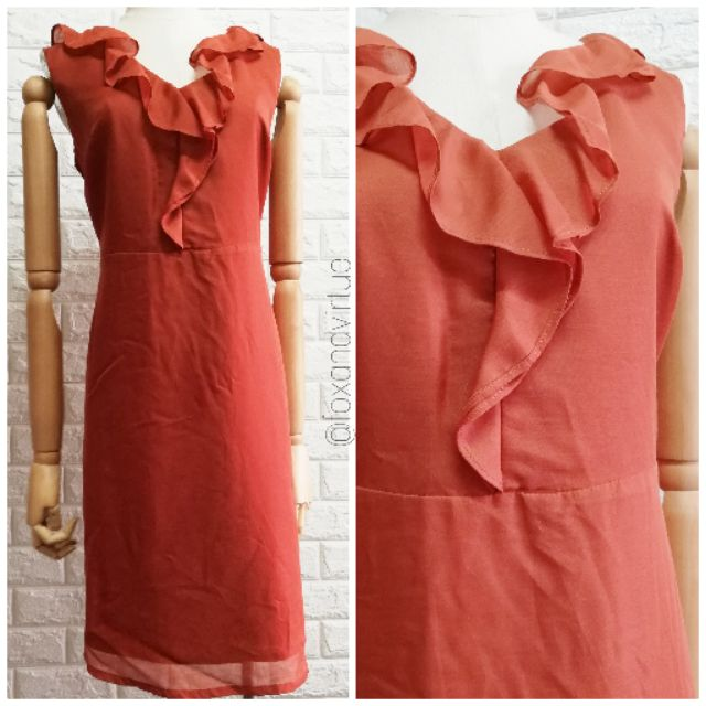 63fb0f452bb Carla Conti Linen Maxi Dress