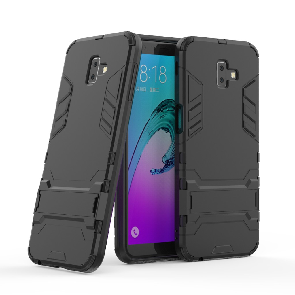 timeless design 315d8 db74e Samsung Galaxy J6+ J6 Plus 2018 Phone Case Cover Shockproof