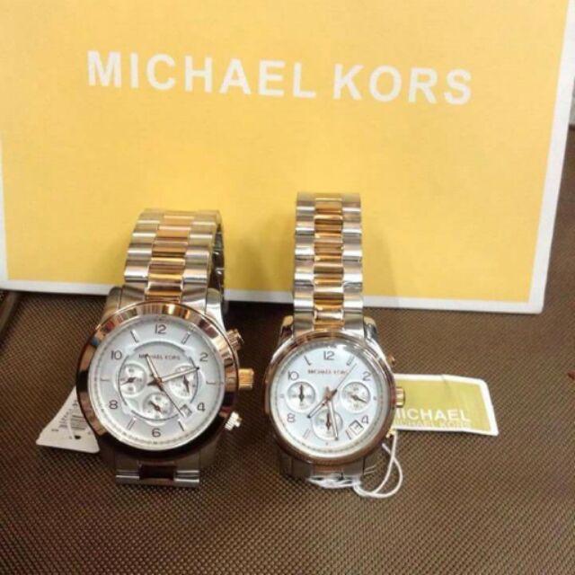 45d099ceee3 On Sale! Authentic Michael Kors Couple Watch