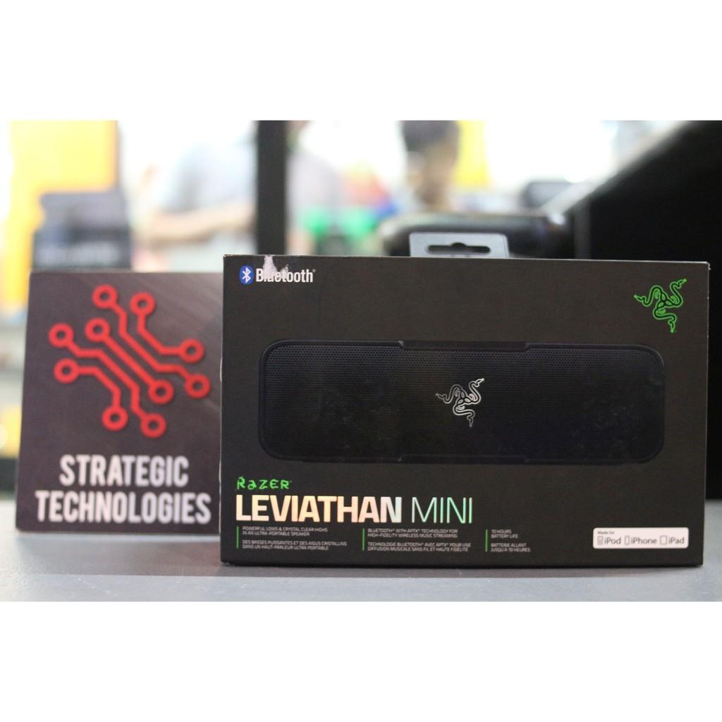 Razer Leviathan Mini Speaker Shopee Philippines Wireless