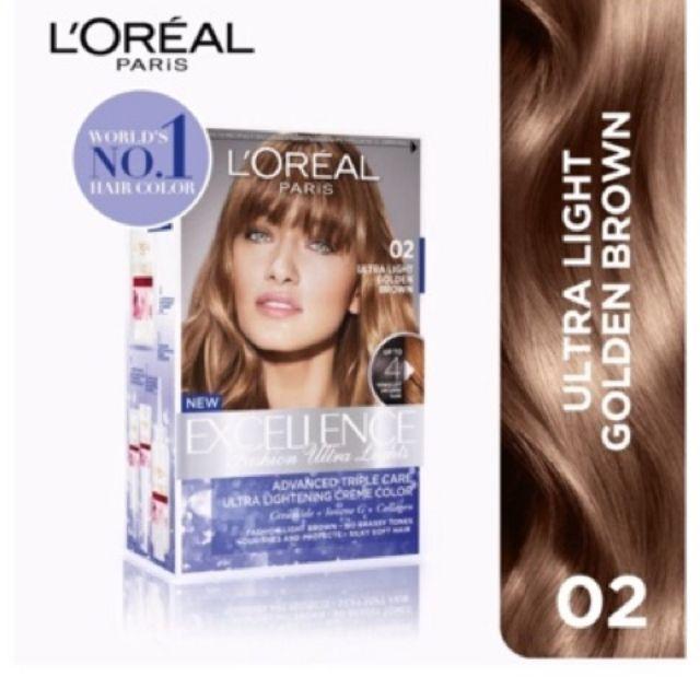 SALE! Excellence Fashion Ultra Lights By L'Oréal Paris - Golden