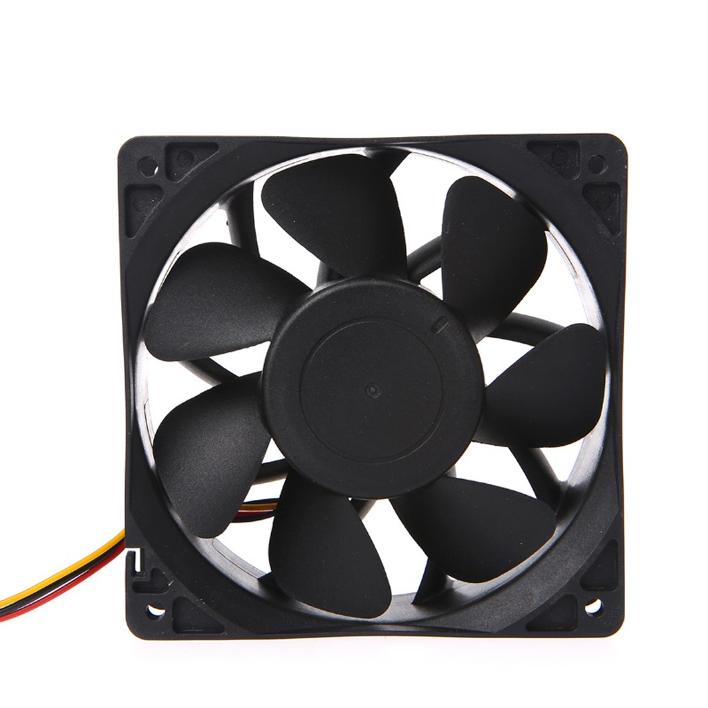120x120x38mm Brushless DC12V 2.7A 7-Blade Cooling Fan 12038 For Delta QFR1212GHE