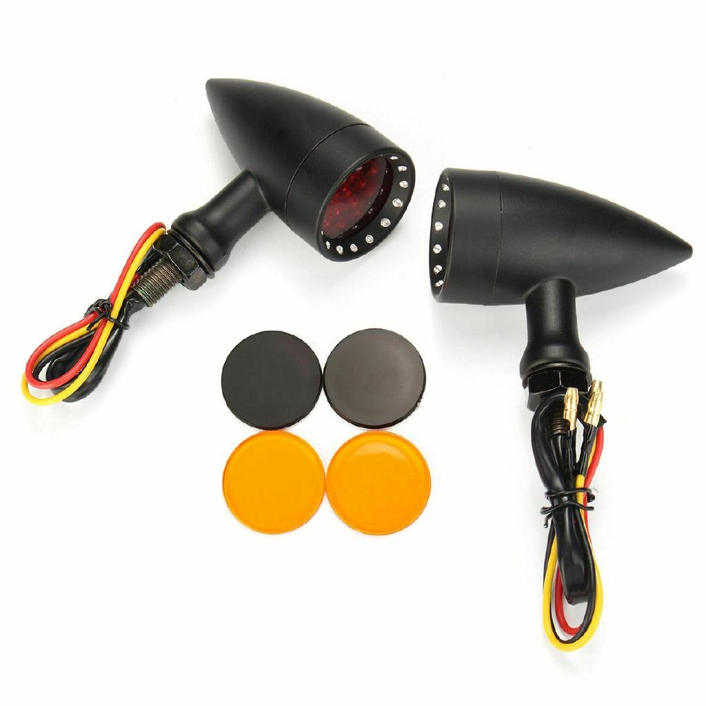 Yellow Hose /& Stainless Banjos Pro Braking PBK0704-YEL-SIL Front//Rear Braided Brake Line