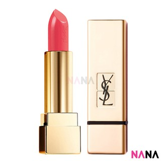 YSL Yves Saint Laurent Rouge Pur Couture Pure Colour Satiny Radiance Lipstick # 52 Rouge Rose 1.6g