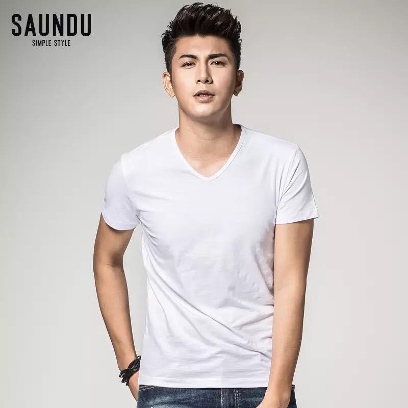 ICM#T084 Men's tee shirt Cotton  for men's T-shirt For Men(Korean size)