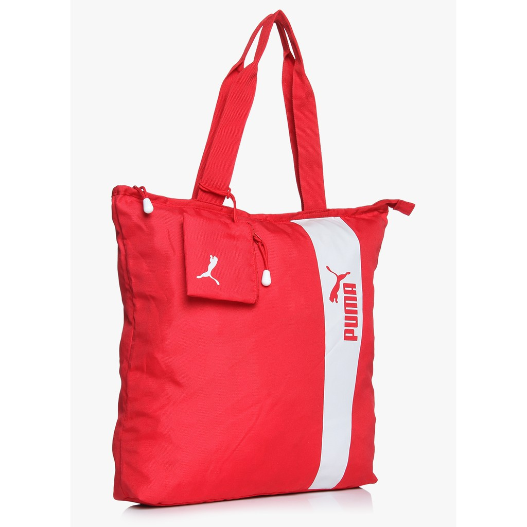 456fd80655 PUMA Fundamentals Shopper 2 Bag