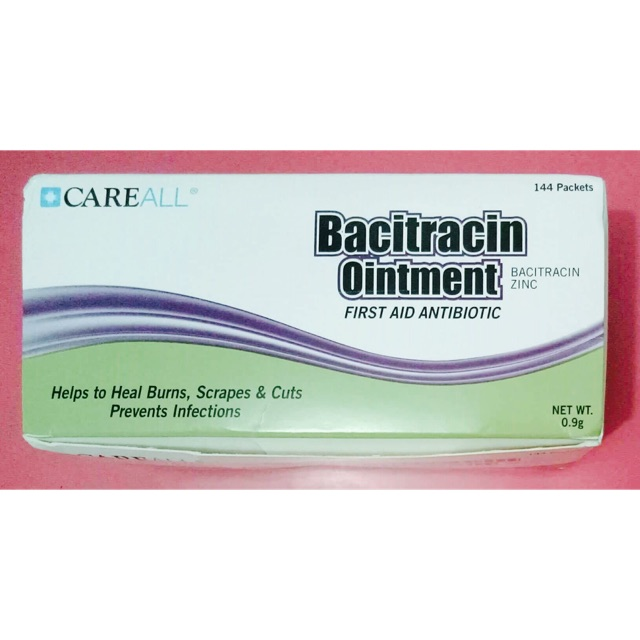5 PC BACITRACIN ZINC OINTMENT ANTIBIOTIC TATTOO MICROBLADING