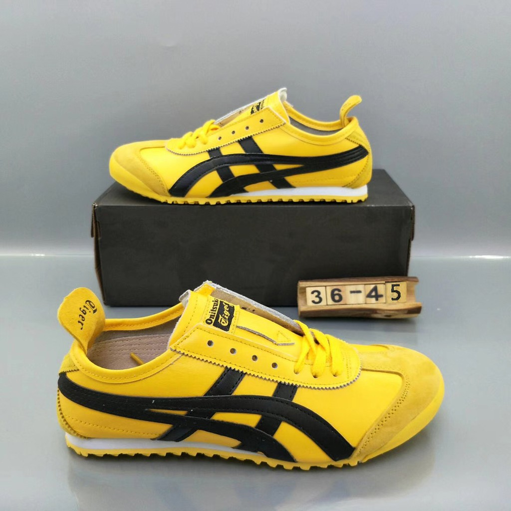 onitsuka tiger mexico 66 black and pink yellow zoom zone