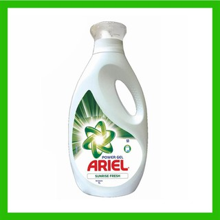 Ariel Power Gel Sunrise Fresh Liquid Detergent 1L | Shopee