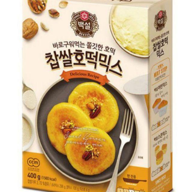 KOREAN SWEET PANCAKE MIX - HOTTEOK 400g