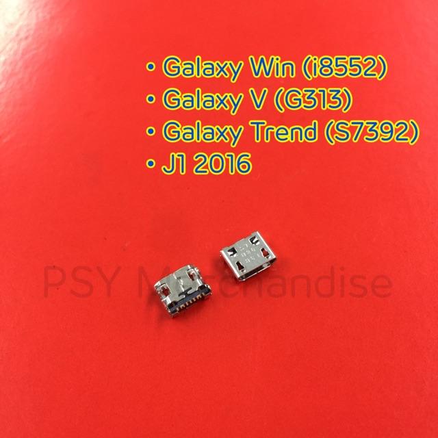 Galaxy Win i8552, Galaxy V G313, Trend S7392 Charging Pin