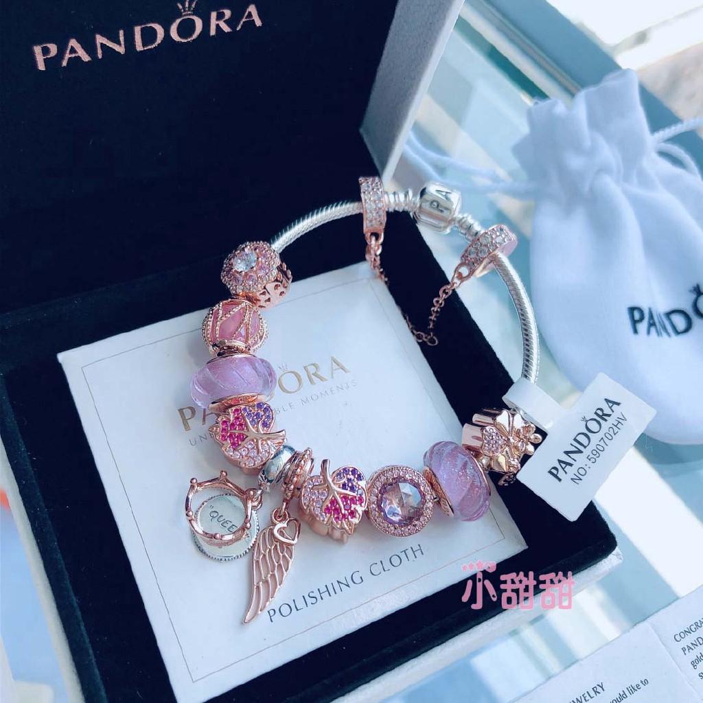 Eksplozija Portugalscina Fotoelektricna Pandora 16 Charm Rose Gold Cocopika Jp