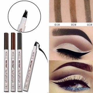 New COD Music Flower Liquid Eyebrow Pen