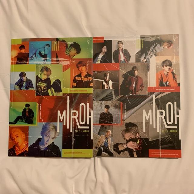Stray Kids Miroh Album