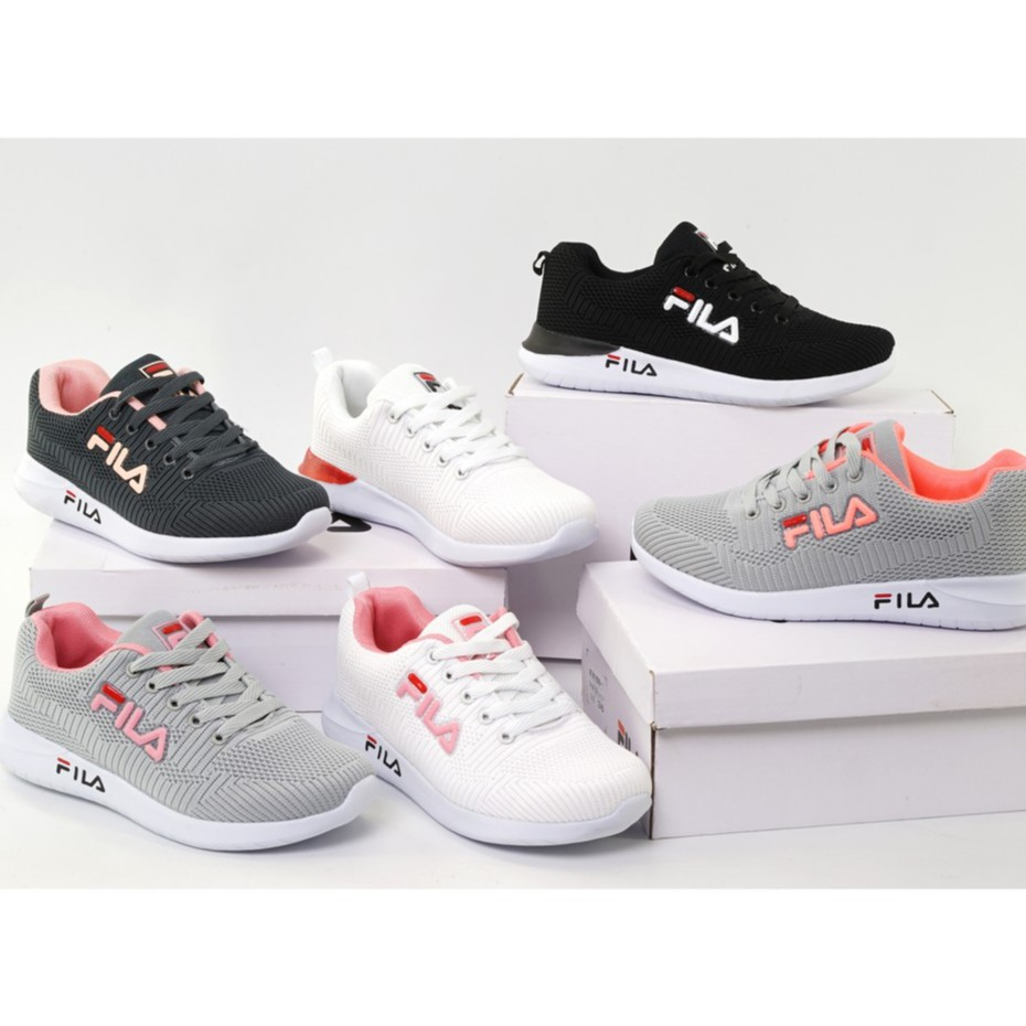 FILA retro running shoes 2018 new breathable sneakersWomen's