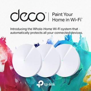 TP-Link Deco M5 AC1300 Whole Home Mesh WiFi System (3-Pack) | Shopee