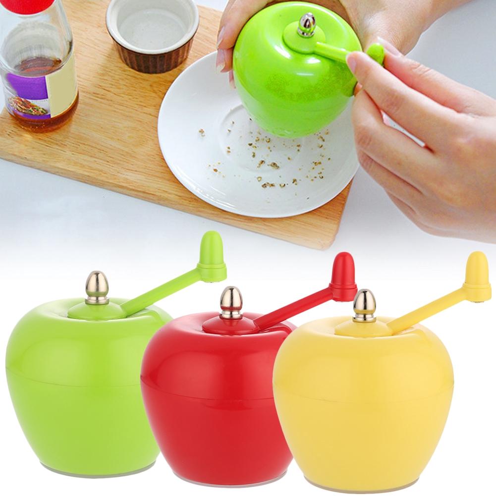 Plastic Fruit Shape Grinder Manual Coffee Grinder ...