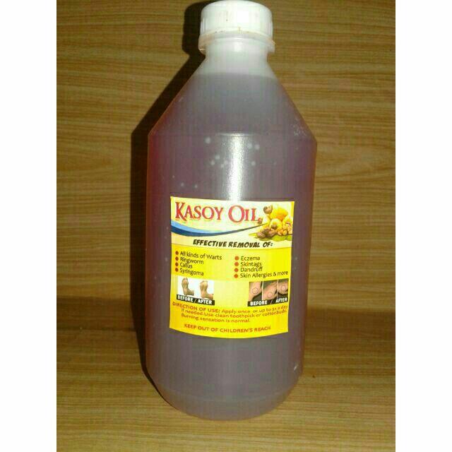 BIG BIG SALE! 500ml KASOY OIL