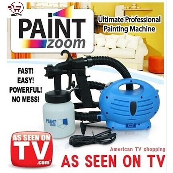 Paint Zoom Spray Gun Ultimate Portable Painting Machine Shopee