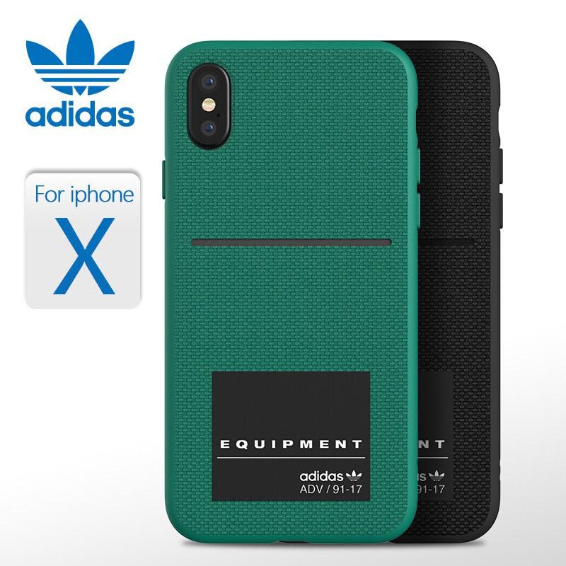2abdf95b83 Adidas adidas iphone X simple card slot 10 anti-fall all-inc