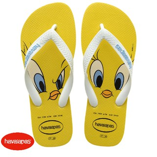 brand new 562a7 9c201 COD-HAVAIANAS-TWEETY-BIRD-SLIPPER-FOR-MEN-and-