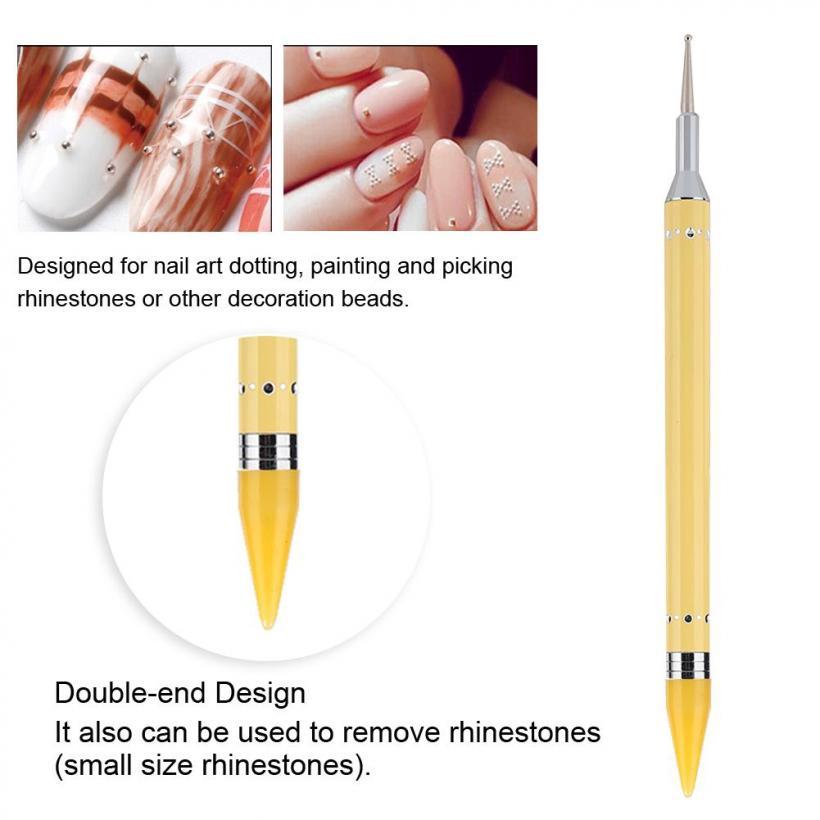 Nail Dotting Painting Drawing Pen