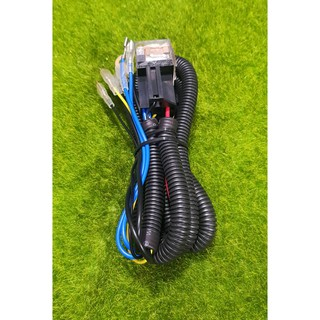 Horn Harness Wiring Kit With Relay on