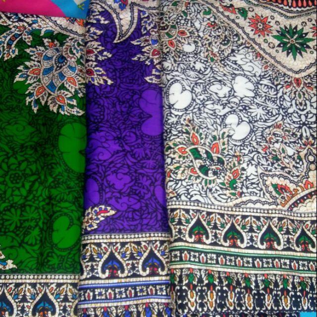 Traditional Indo Batik Malong