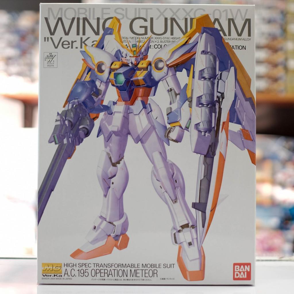 Mg Wing Gundam Ver Ka Shopee Philippines