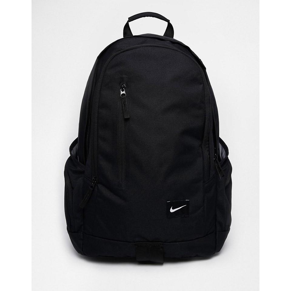 21db5b66a6d96 Nike Legend Backpack Black Pink- Fenix Toulouse Handball