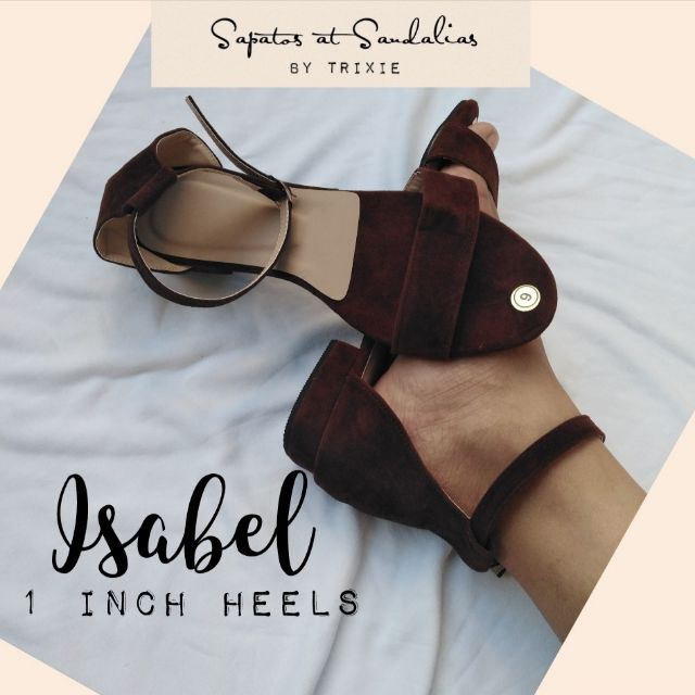 Isabel Isabel Block Heels1 InchCod Isabel Heels1 InchCod Heels1 Block Isabel InchCod Block EeIYH9WD2
