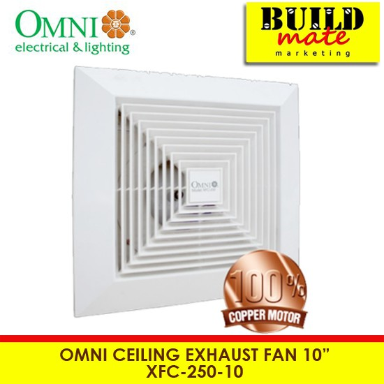 Omni ceiling exhaust fan 10 xfc250 10 shopee philippines asfbconference2016 Choice Image