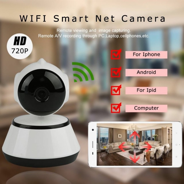 IP camera 360 degree panorama camera