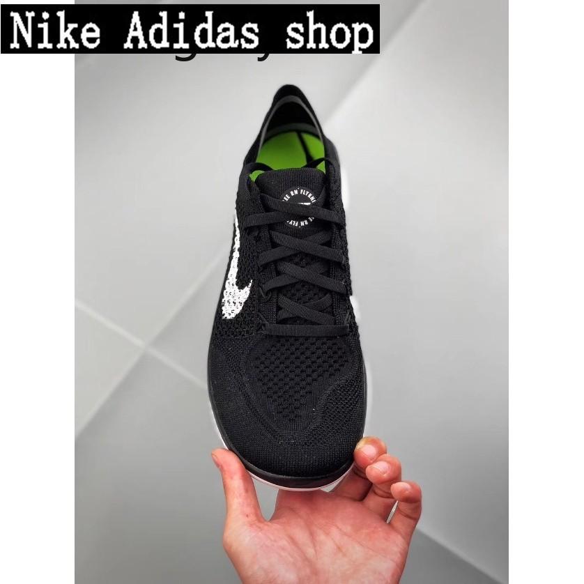 cod nike free run 5.0 RN20187 grey black flyknit sport shoes