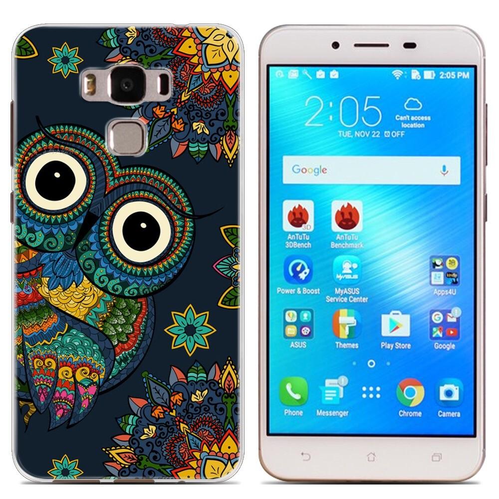 Design case for Asus zenfone 3 max 5.5/ZC553KL 5.2/ZC520TL | Shopee Philippines