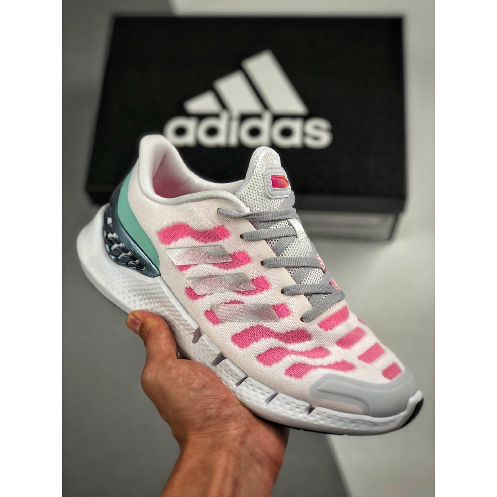 Exitoso imagen guerra  mikeei]Original Adidas Adidas Climacool Running Shoes Sports Shoes For Men  And Women Shoes   Shopee Philippines