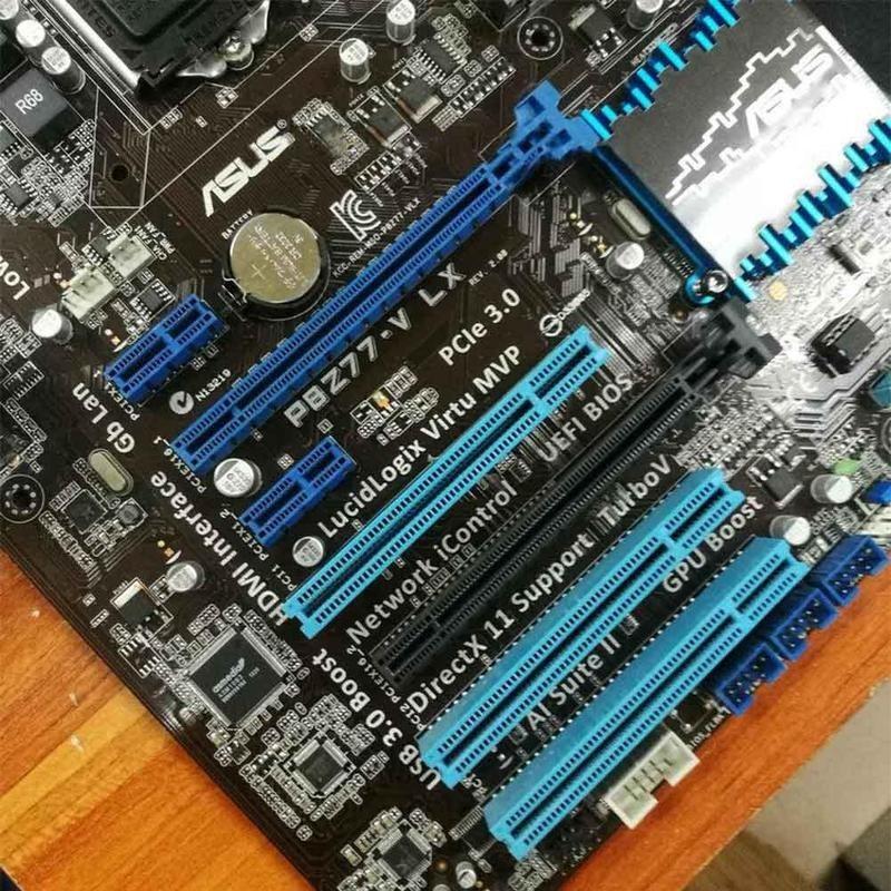 ASUS P8Z77-V LX Z77-A Socket H2 1155 Intel Motherboard Z77