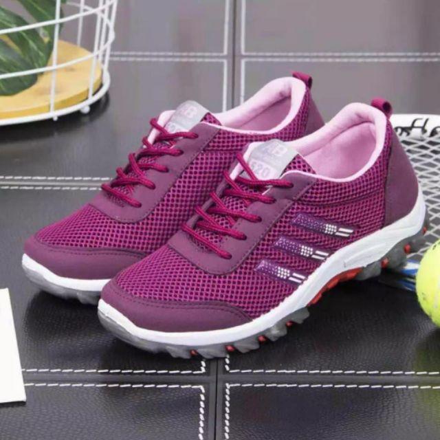 COD koraen fashion sports shoes for women girls Shopee