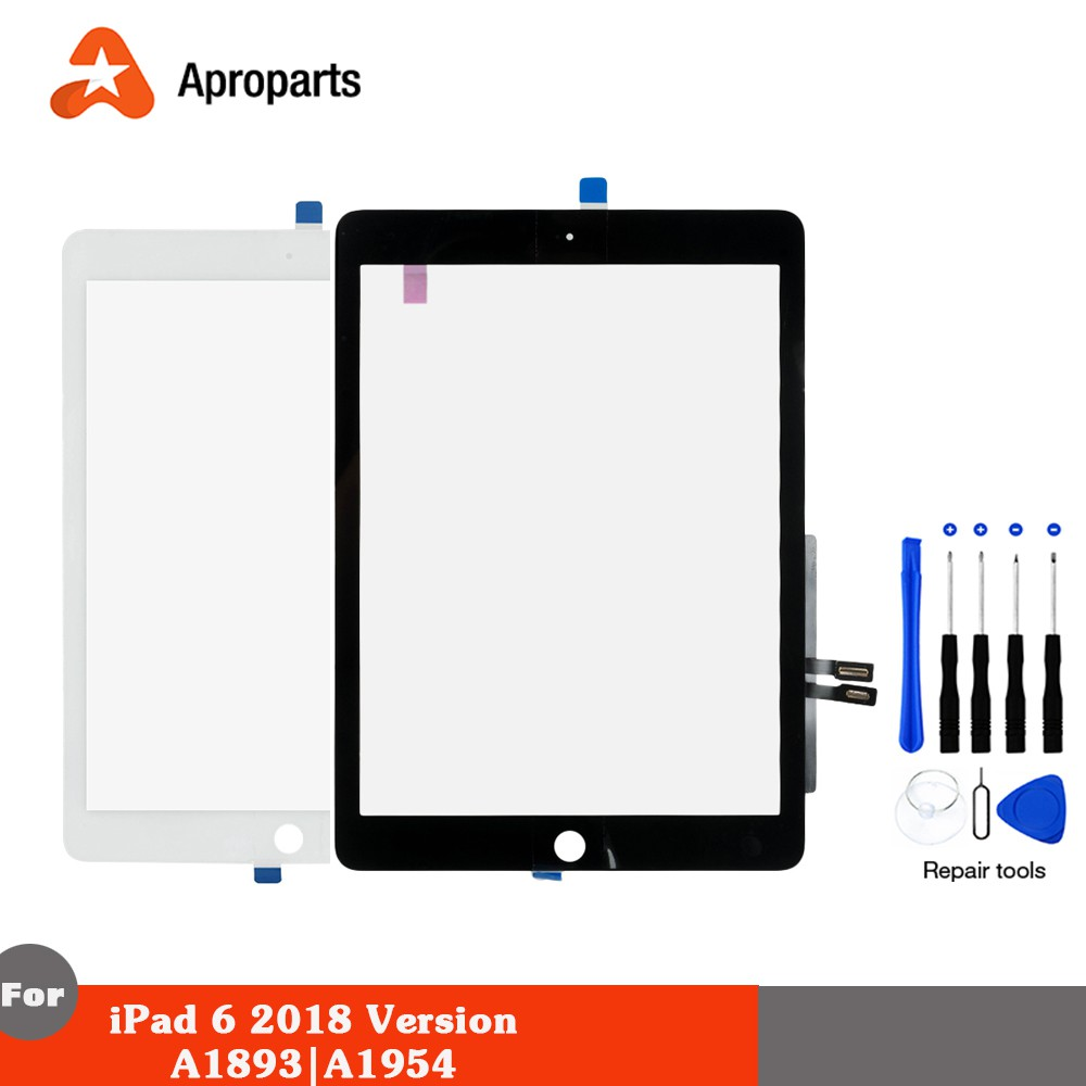 for iPad 6 6th Gen 9.7 inch 2018 A1893 A1954 LCD Screen Display Panel