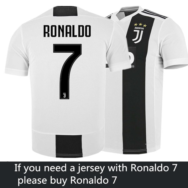 promo code 350c0 337c5 1819 Best Quality Juventus Home T-shirt Football Jersey