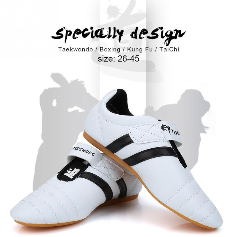 f55f31b55 Taekwondo Boxing Kung fu TaiChi Lightweight Shoes | Shopee Philippines